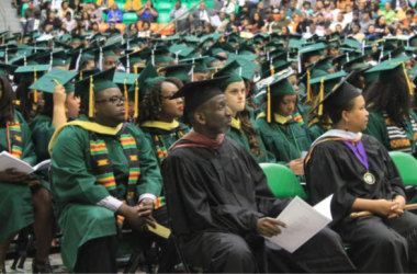 Congressional Black Caucus Foundation President Urges FAMU Graduates to Lead and Serve