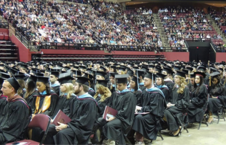 FSU's Honorary Graduate Shared Her Love for Education
