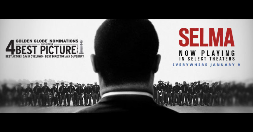 "MLK Biopic ""Selma"" Receiving Critical Acclaim"