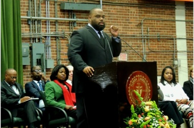 Bullard Issues a Challenge to all FAMU Stakeholders