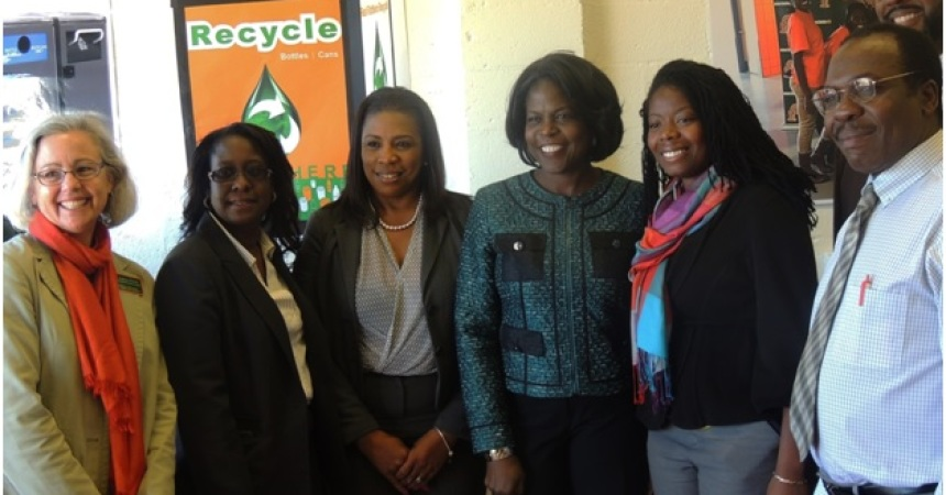 FAMU Opens Recycling Center