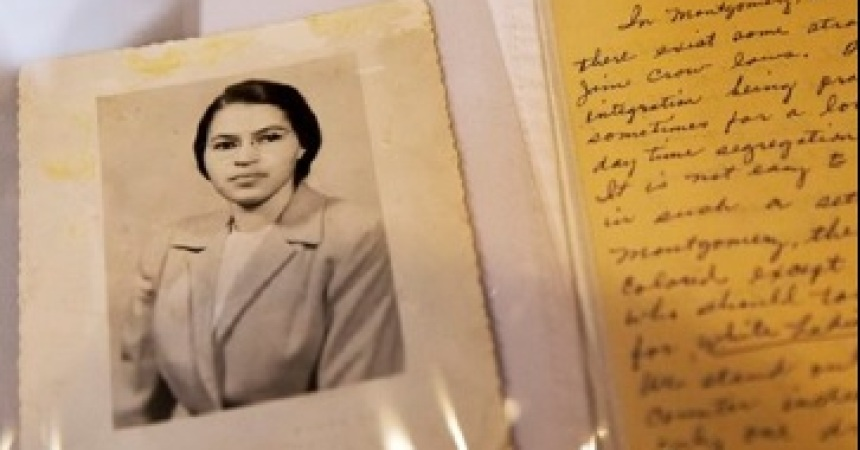 Rosa Parks' Archive Opens to Public at Library of Congress