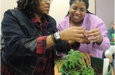 Kids and Adults Enjoy Leon County's Seed Program