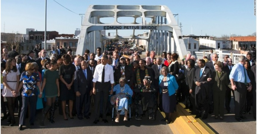 Selma Marchers Gave Courage to Millions, Inspired More Change