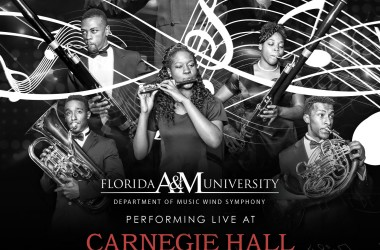 FAMU Wind Symphony  Invited to Carnegie Hall