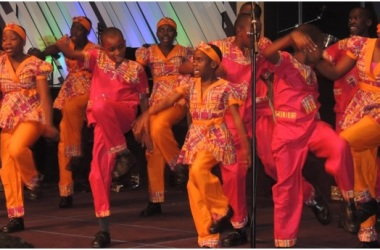 African Children Spread Joy of God's Love to Freedom Church