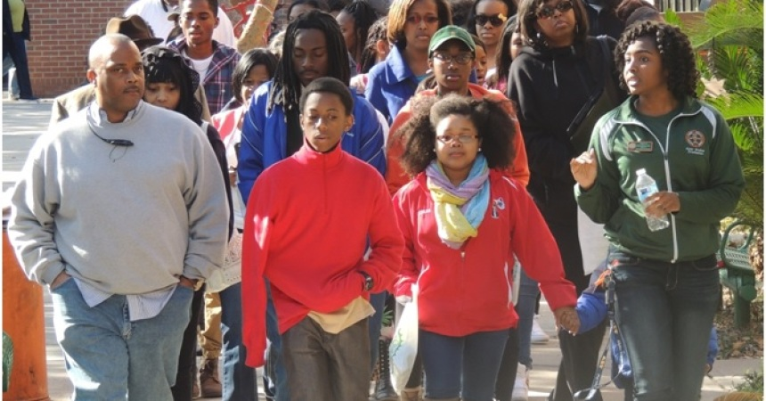 FAMU Welcomed Hundreds of Students and Families