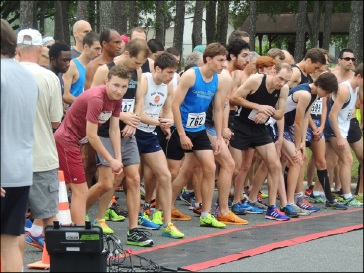 Photos by James Celeste Runners particpated in the  41st Annual Palace Saloon 5k Run.