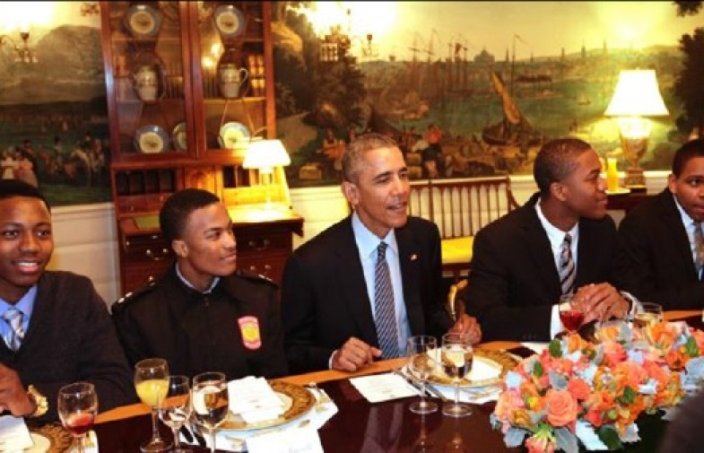 How Obama is Addressing the Crisis Among Boys and Young Men of Color