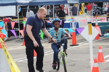 County EMS Holds Sixth Annual Safety Fair