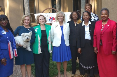 Capital City Democratic Women's Club Hosts Welcome Reception to Kick off Tally Days for the Democratic Women's Club of Florida