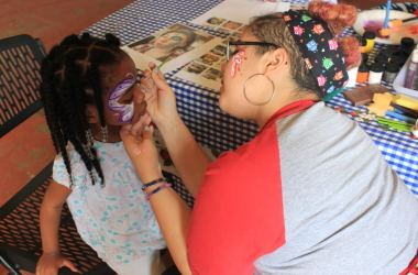 Health Fair Draws People from  Gadsden and Leon Counties
