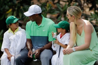 Tiger Woods Called An 'Amazing Father' by Lindsey Vonn