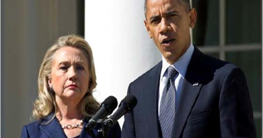 Preparing for 2016 Campaign, Hillary Clinton Embracing Obama