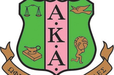 AKAs and Law Enforcement Officers Educate Community on Human Trafficking