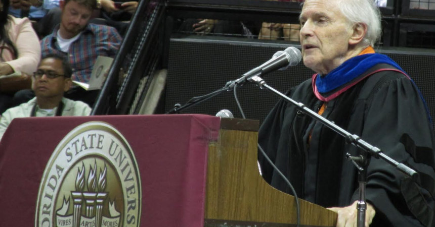 FSU Graduates Inspired to Give Their Best