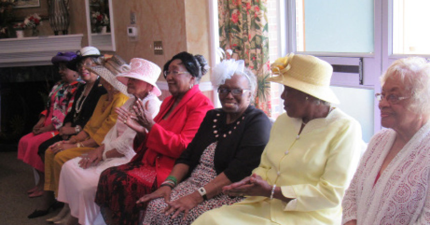 The Charmettes Honor 10 Women in Tallahassee