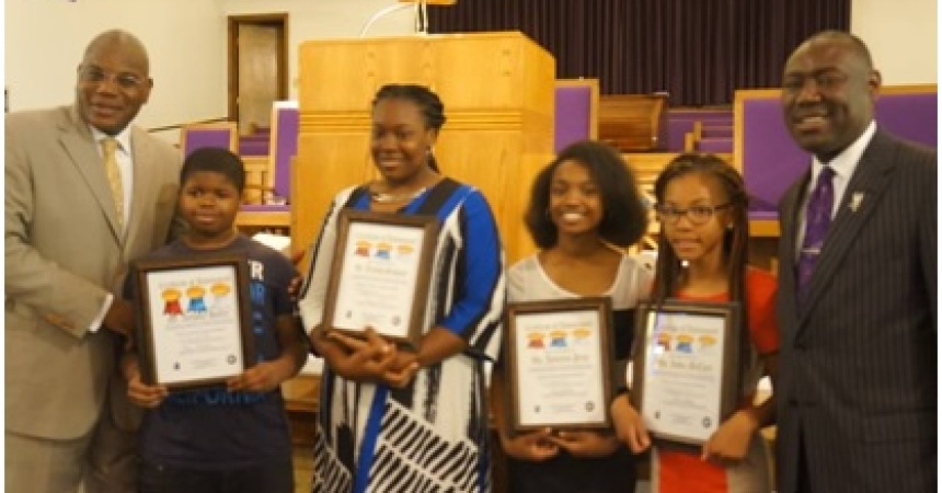 Young Entrepreneurs Recognized in Special Program