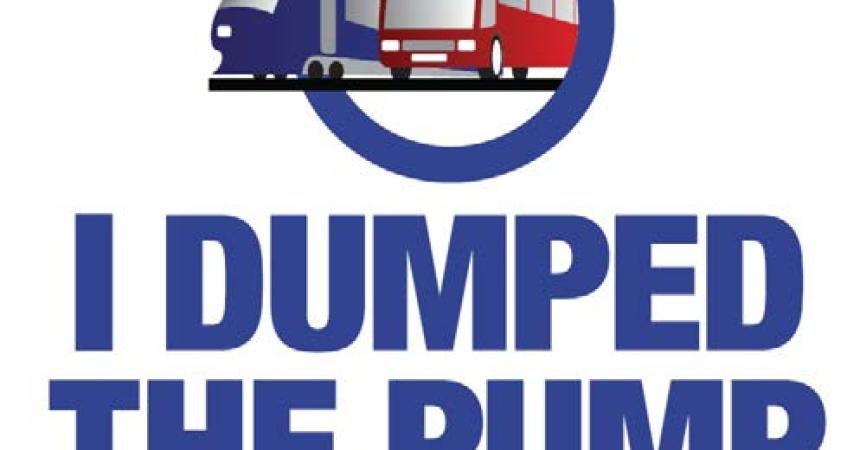 Transit Riders Dump the Gas Pump for a Day