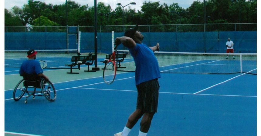 Community Excitedly Responds to One Church One Child's  Tennis Tournament Supporting Children in Foster Care