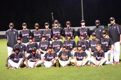 Eagles Complete Incredible Season in State Baseball