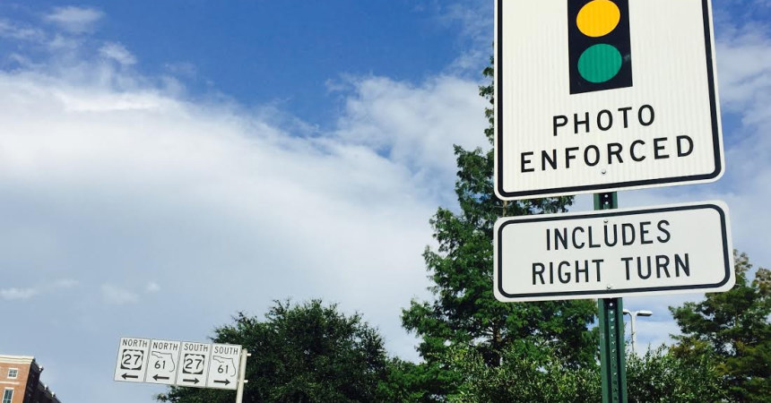 Capital City Sets End to Red-Light Camera Program Later This Summer