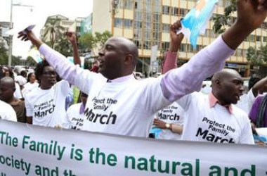 Kenyans Warn Obama:  'Keep Off the Gay Agenda'