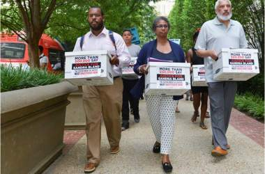 Civil Rights Groups Demand Federal  Investigation into the Death of Sandra Bland