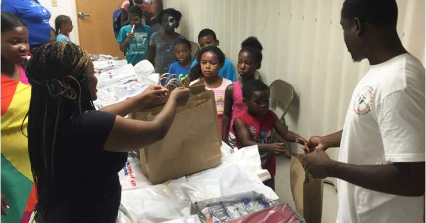 Enrichment Center Provides School Supplies for Tallahassee Youth