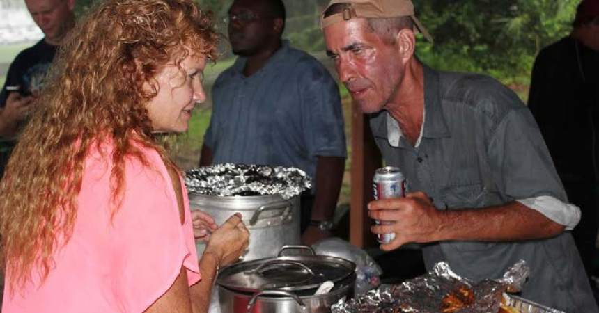 Outreach, Ministry and Soul Food for the Hungry and Homeless