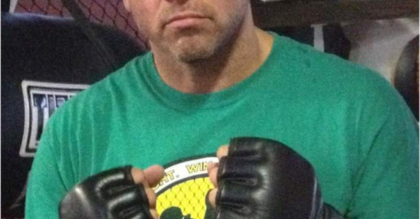 Army Veteran Will be Fighting the  Odds in His First MMA Bout