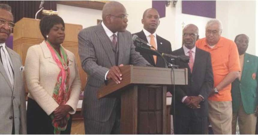 Former FAMU Presidents Appeal for Harmony