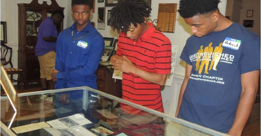Tallahassee Gentlemen's Quarterly: Empowering Local Youth