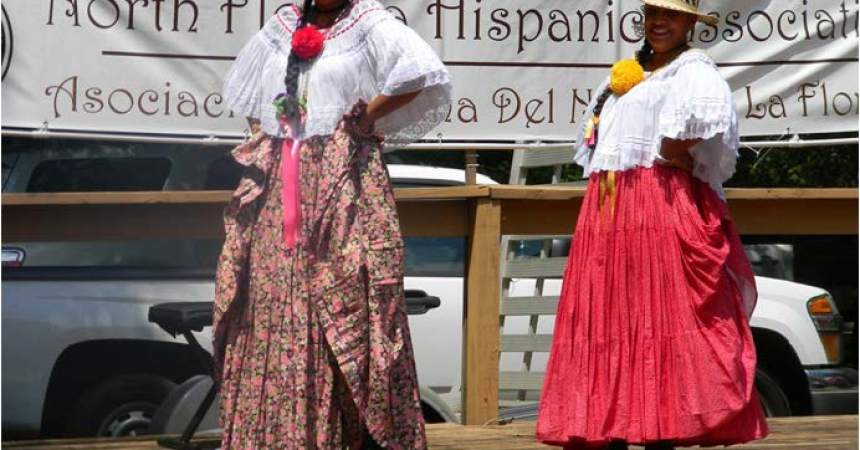 Fun, Food and Tradition Takes Place at Heritage Festival