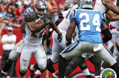 TAMPA BAY BUCCANEERS-23  CAROLINA PANTHERS-37