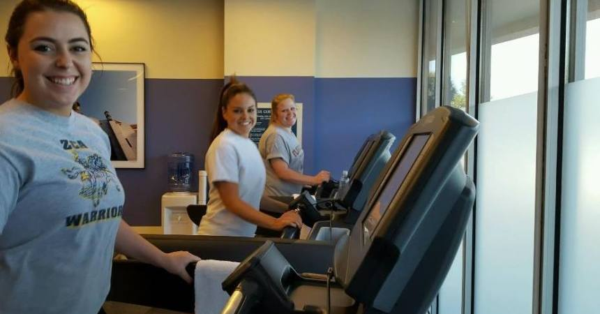 "Four Points by Sheraton Tallahassee Downtown Held Fitness Fundraiser to Help  ""Clean the World"""