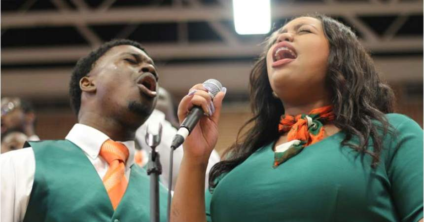 Award-Winning Actress Robinson  Ignites FAMU Homecoming  Festivities