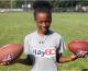 Anxious Pee-wee Players Kick Off Football Season With Jamboree