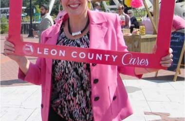 Tallahassee Rallies Together for  Breast Cancer Awareness Month