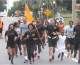 ARMY ROTC Holds Suicide Prevention Awareness Walk/Run