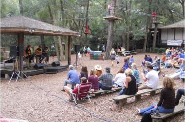 Tallahassee Museum Hosted Tallahassee Songwriters Festival
