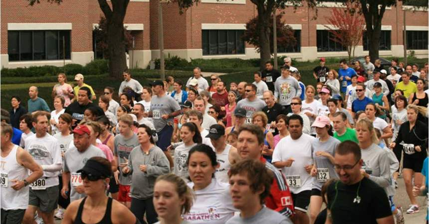 Gulf Winds Track Club to hold Annual Tally Turkey Trot and Festival