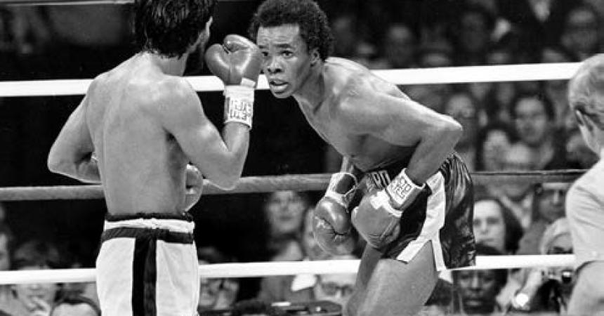 "Exclusive: Sugar Ray Leonard Reflects on ""No Más"" 35 Years Later"