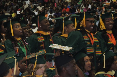 Florida A&M celebrates fall commencement