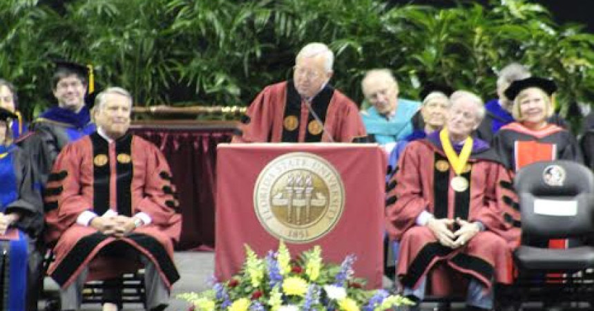 FSU concludes commencement ceremonies for the class of 2015