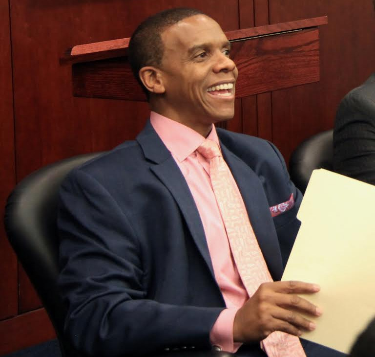 Attorney Avery McKnight, former FAMU general counsel, was named one of Florida's elite in his field back in 2011. Photo courtesy of Florida Bar