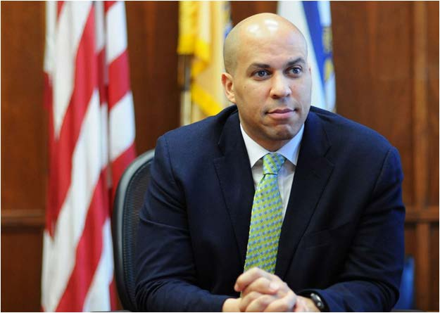 New Jersey Democratic Senator Corey Booker is one of just two African-Americans in the U.S. Senate. (Senator Cory Booker/Courtesy Photo)