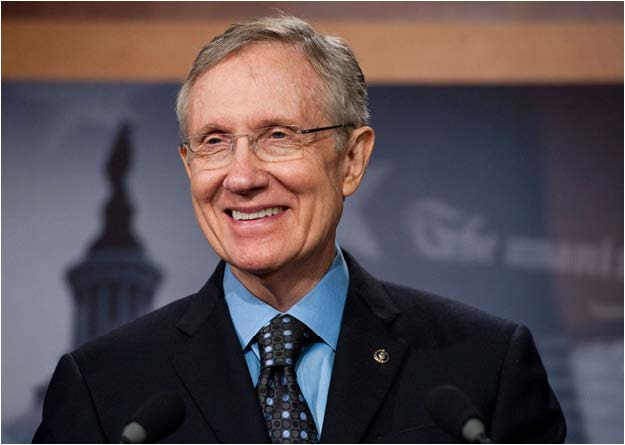Senator Harry Reid (D-Nev.) has put together a diversity initiative that he hopes will increase the number of minorities in senate leadership positions. (Senator Harry Reid/Courtesy Photo)