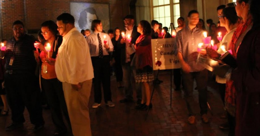 FSU College of Medicine focuses an awarness with 1st HIV/AIDS Candlelight Vigil