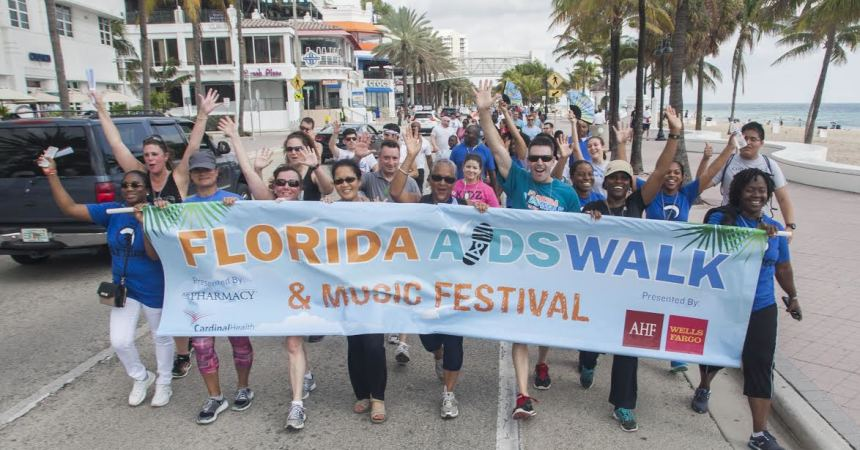 AHF's 11th annual Florida AIDS Walk and Music Festival